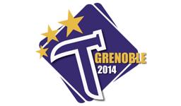Logo du championnat européen des jeunes charpentiers 2014