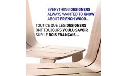 Couverture du livre Tout ce que les designers ont toujours voulu savoir sur bois français...