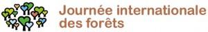 Logo de la journée internationale des forêts