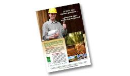 Le bois une matière premièreACTU