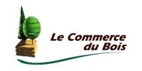 Logo le commerce du bois
