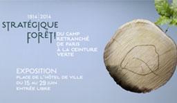 Affiche de l'évènement Stratégique forêt sur la place de l'hôtel de ville de Paris