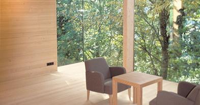 intérieur bois