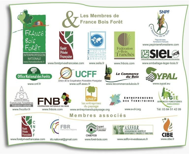 Membres - France Bois Forêt