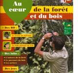 Nathan au coeur de la forêt et du bois