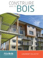 Construire avec le bois - logement collectif