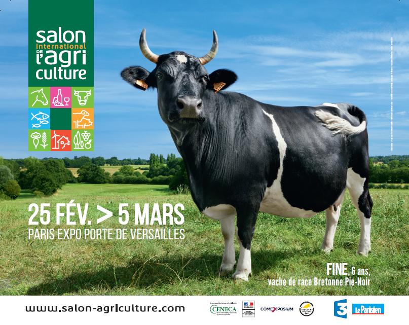 54 me dition du salon international de l 39 agriculture for Paris expo porte de versailles paris france