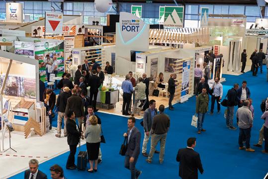 Carrefour international du bois une r f rence mondiale - Salon du bois nantes ...